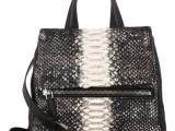 Python Pandora, la nuova borsa di Givenchy