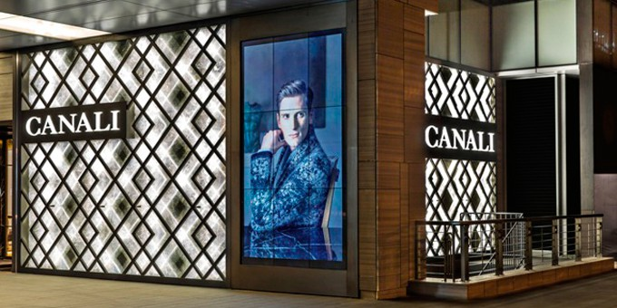 China-World: la boutique Canali