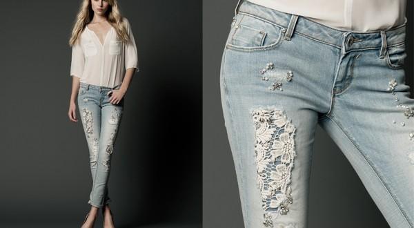 Il Jeans da DIVA? Una denim Collection da Red Carpet per Fracominia