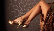 come abbinare il tessuto leopardato