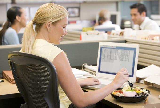 Pranzo in ufficio?