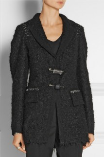 Calvin Klein Collection Abott wool and mohair-blend blazer €2,350