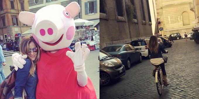 Sarah Jessica Parker a Roma