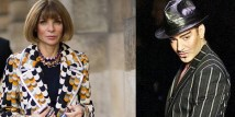 John Galliano premia Anna Wintour
