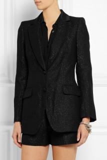Calvin Klein Collection Abott wool and mohair-blend blazer €2,350