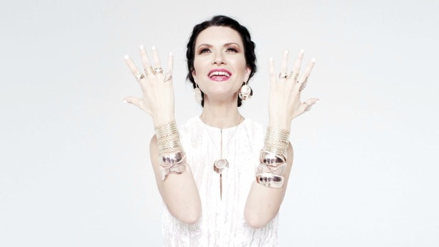 Laura Pausini ama il Made in Italy
