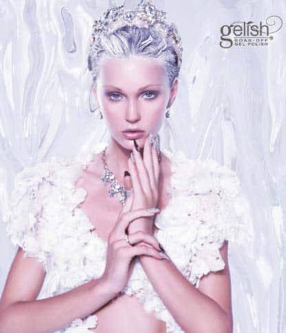 """Gelish presenta """"The Big Chill"""", 6 nuance inedite e in edizione limitata per una manicure da clima """"artica""""!"""