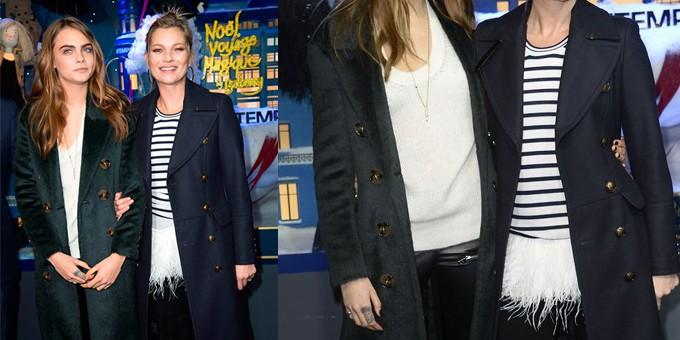 Kate Moss icona di stile