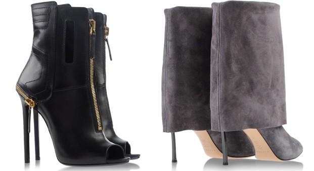 Ankle Boot di questo autunno inverno 2014/15.