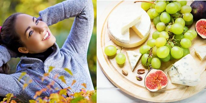 Le tante virtù dell'uva