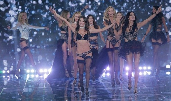 Il Victoria Secret Fashion Show - Londra 2014