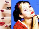 Mi trucco da Geisha: ecco il tutorial