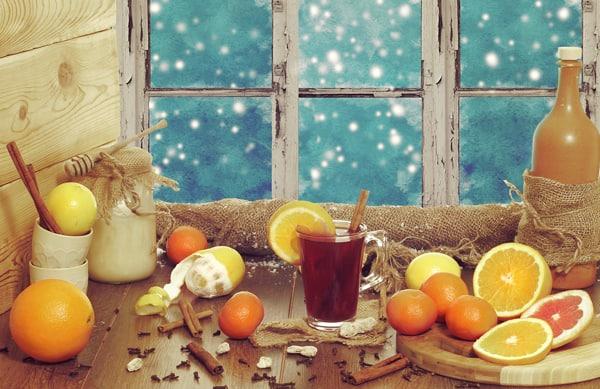 Cibi in inverno