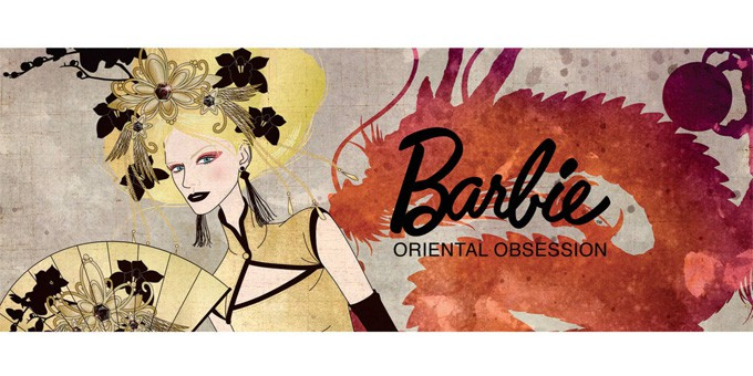 Barbie 'oriental obsession'