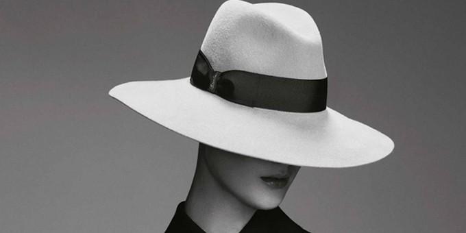 Borsalino ed il cappello chic