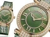 La purezza della Giada e la precisione di Chopard nel nuovo orologio Imperiale