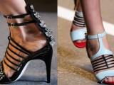 Scarpe: Fendi pensa già al sandalo estivo stringato