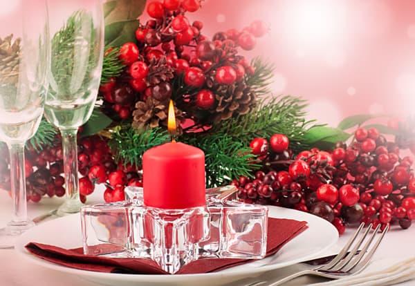 Creiamo le decorazioni natalizie con fantasia - Decorazioni per la tavola ...