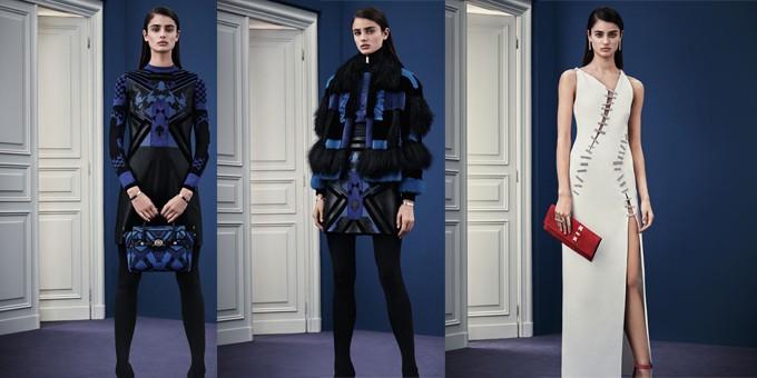 La Pre-fall 2015 di Versace