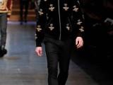 Dolce & Gabbana - la sfilata di Milano Moda Uomo