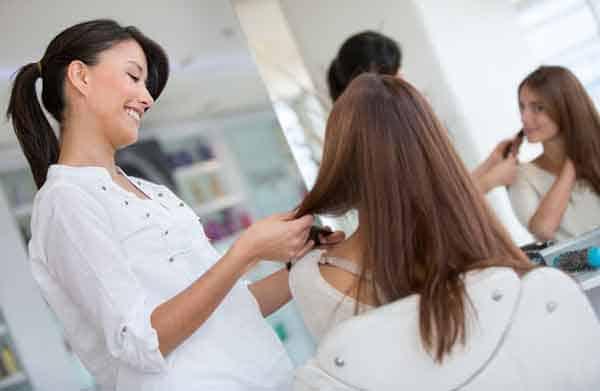 La crescita dei capelli