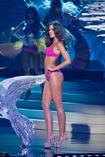 Miss Universe 2014: la vincitrice Paulina Vega sarà la nuova testimonial Yamamay