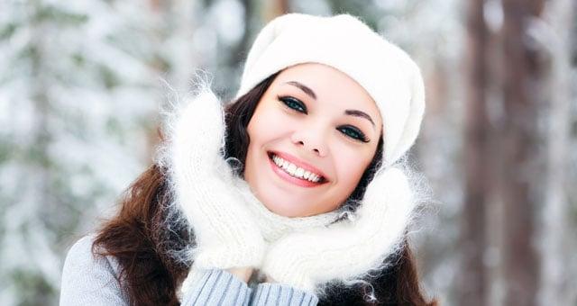 12 consigli di bellezza per l'inverno