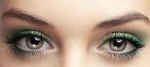 L'eyeliner verde