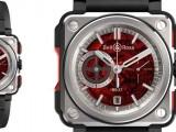 BELL & ROSS: nuova versione RED EDITION da 16.000 euro