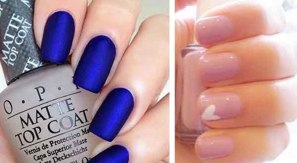 Top coat unghie lucide e glossate oppure opache - Immagini estive a colori ...