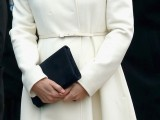 Kate Middleton con il cappotto di Max Mara