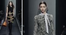 Bottega Veneta sfilata moda donna autunno inverno 2015/16