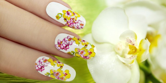 Per essie è flower power