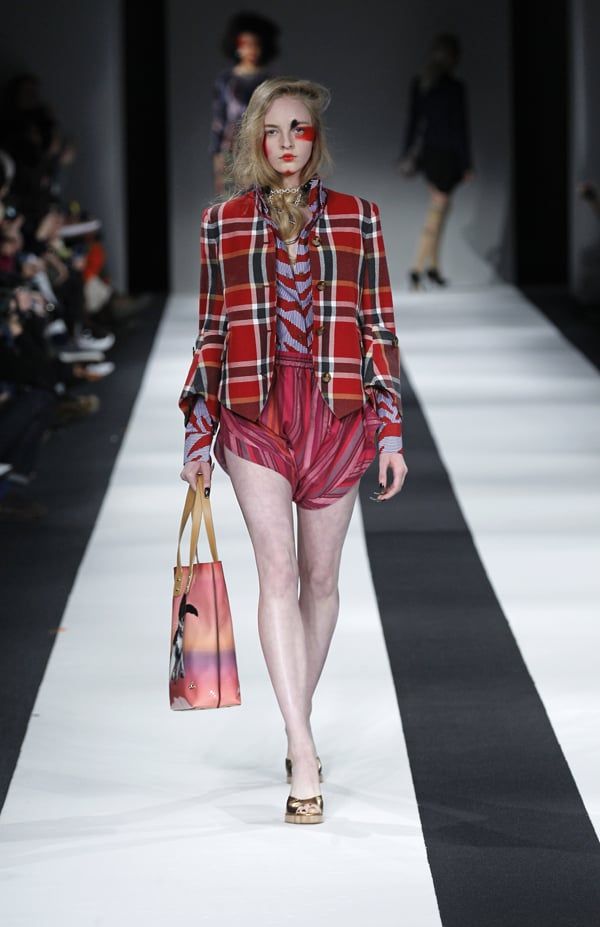 #Sfilate: Vivienne #Westwood Red Label AW15-16
