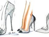 9 Brand internazionali rileggono la scarpa di Cenerentola
