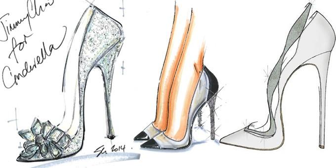 La scarpa di Cenerentola