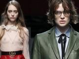 Gucci - sfilata milano moda donna - fw 2015716