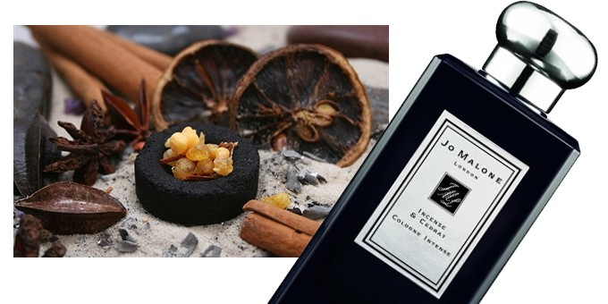 Incense & Cedrat by Jo Malone