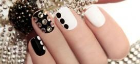 La nail art anche per le unghie corte