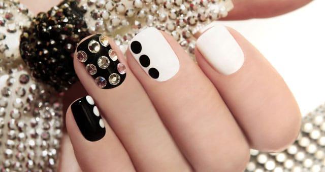 Nail art per unghie corte
