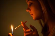Le notti insonni dei fumatori.