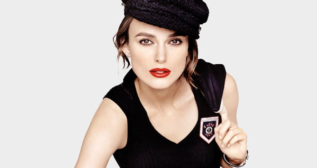 Keira Knightley Chanel-Spring-2015-Rouge-Coco