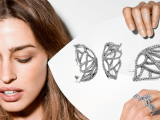 Gioielli Pandora: farfalle, bouquet di fiori e geometrie!