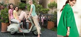 I chinos, lo spolverino e i cappottini di Benetton diventano un 'must have' per l'estate 2015