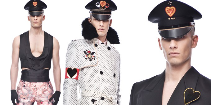 ARMY OF LOVE - Angelo Cruciani - fw 2015/16