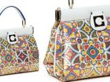 Sherazade la Dodicina, la borsa preziosa di Gherardini che esalta i colori del Marocco