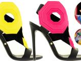 Futurismo e tradizione per i sandali 'Sporty Glam' di Gianmarco Lorenzi