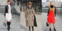 le Celebrities alla sfilata di Louis Vuitton