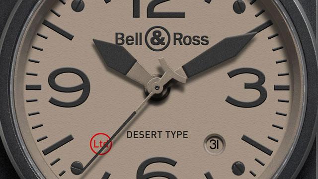 Bell & Ross orologi militari