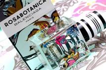 Rosabotanica parfum Balenciaga